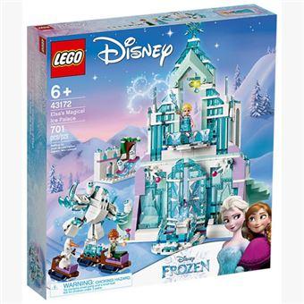 LEGO Disney Frozen 43172 O Palácio de Gelo Mágico da Elsa
