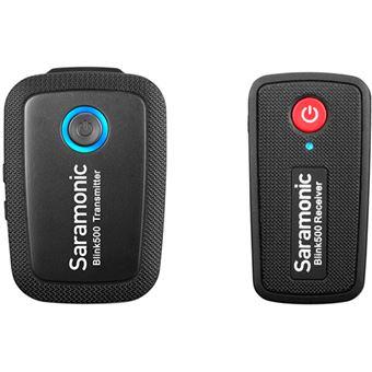 Sitema de Microfone Wireless Saramonic Blink500 B1
