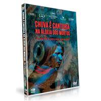 Chuva é Cantoria na Aldeia dos Mortos - DVD