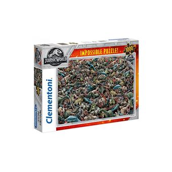 Puzzle Impossible Jurassic