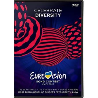 Eurovision Song Contest 2017 - 3DVD