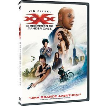 xXx: O Regresso de Xander Cage (DVD)