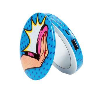 Power Bank Pearl Comic Hand 1600mAh