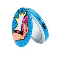 Power Bank Pearl Comic Hand 1600mAh