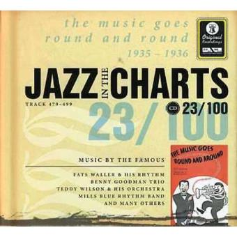 Jazz in the Charts 23 - The Music Goes Roound and Round 1935-1936