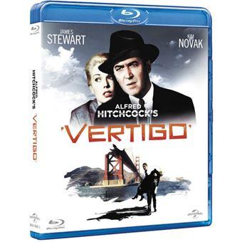 Vertigo: A Mulher que Viveu Duas Vezes - Blu-ray