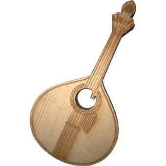 Íman Magnético Mini Guitarra Portuguesa