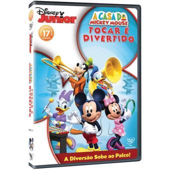 A Casa do Mickey Mouse: Tocar é Divertido