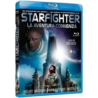 Starfighter: La Aventura Comienza (Blu-ray)