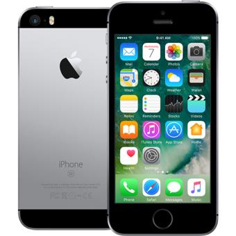Apple iPhone SE - 32GB - Cinzento Sideral