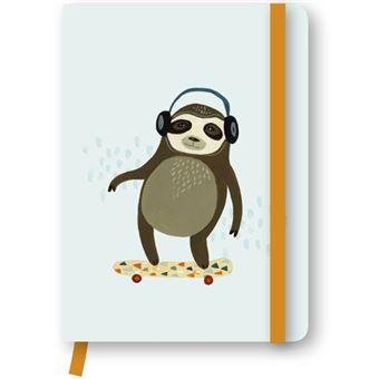 Caderno Liso e Pautado TeNeues Hipster Squad A5