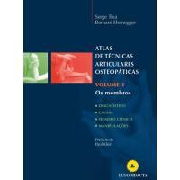 Atlas de Técnicas Articulares Osteopáticas Vol 1