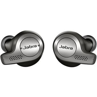 Auriculares Bluetooth True Wireless Jabra Elite 65t - Titanium Black