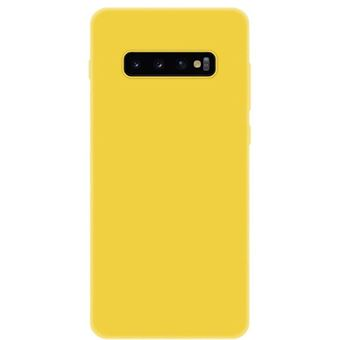Capa 4-OK Slim para Samsung Galaxy S10 - Amarelo