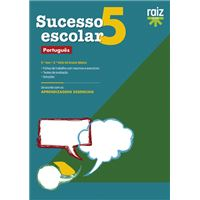 Sucesso Escolar - Português 5º Ano