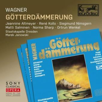 Wagner- gotterdammerung (4CD)