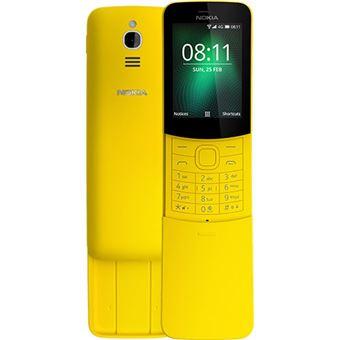 Nokia 8110 4G - Amarelo