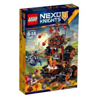 LEGO Nexo Knights 70321 O Cerco da Máquina da Perdição do General Magmar