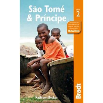 São Tomé & Príncipe Bradt Travel Guide