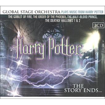 Harry Potter: The Story Ends... (DGP)(3CD)