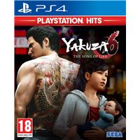 Yakuza 6: The Song of Life After Hours - Playstation Hits - PS4