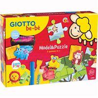 Conjunto Model & Puzzle Giotto Be-Bè