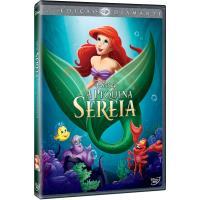 A Pequena Sereia - Edição Diamante (DVD)