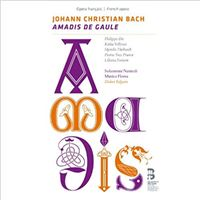 Bach: Amadis des Gaules - 2CD + Book
