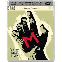M (Masters of Cinema) Dual Format (Blu-ray + DVD)