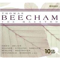 Beecham: The Maestro (10CDS)