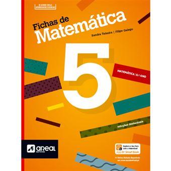 Fichas de Matemática 5 - 5º Ano