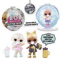 L.O.L. Surprise! Glitter Globe - Giochi - Envio Aleatório