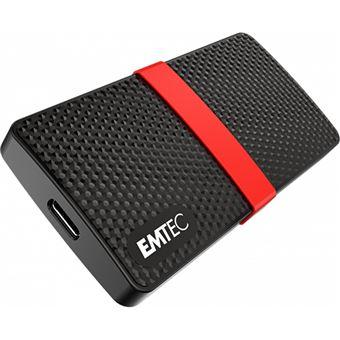 Disco Externo SSD Emtec X200 Power Plus - 256GB