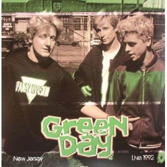 Live In New Jersey May 28, 1992 (180g)
