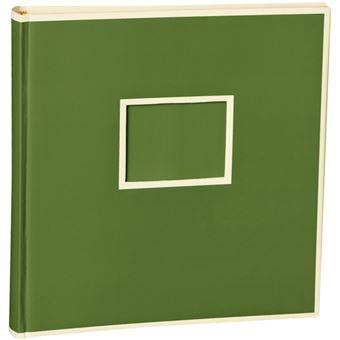 Álbum Para Fotografias Semikolon Grande Verde