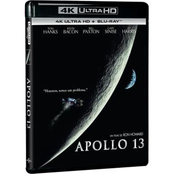 Apollo 13 - 4K Ultra HD + Blu-ray