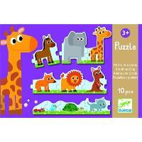 Puzzle - Grande a Pequeno