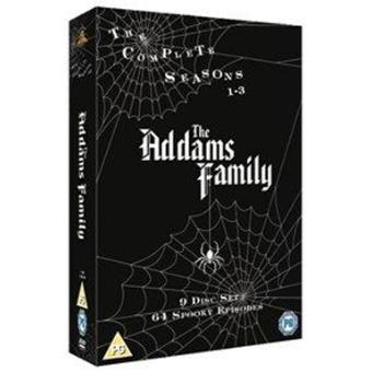 Addams Family - Série Completa