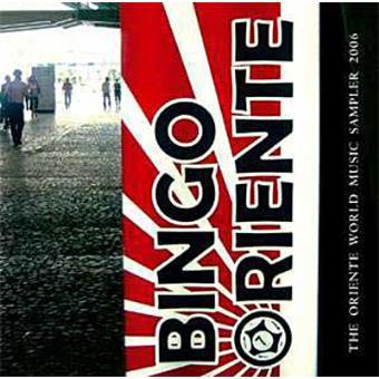BINGO ORIENTE (MUSIC SAMPLER)