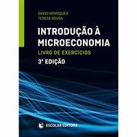 Introduçao a Microeconomia - Livro de Exercícios