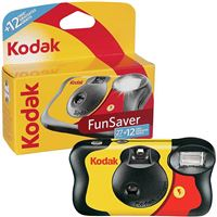 Câmara Descartável Kodak Fun Saver - 27 + 12 fotos