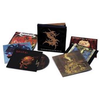The Roadrunner Albums: 1985-1996 (6CD)