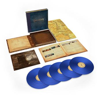 BSO The Lord of The Rings: The Two Tower - 5LP