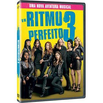 Um Ritmo Perfeito 3 - DVD