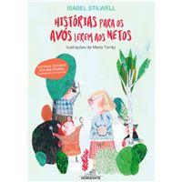 Histórias para os Avós Lerem aos Netos com Audiolivro