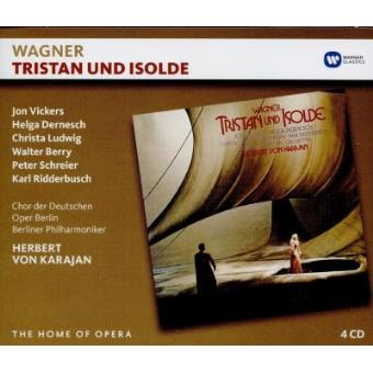Wagner  Tristan und Isolde (4CD)