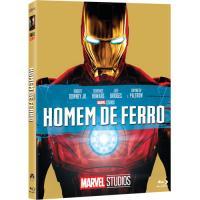 Homem de Ferro - Capa de Colecionador - Blu-ray