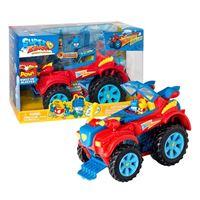 Monster Roller Truck dos Heróis - Superzings