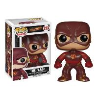 Funko Dc Heroes - Flash Tv - The Flash Pop - 213
