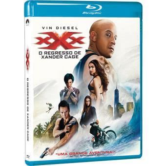 xXx: O Regresso de Xander Cage (Blu-ray)